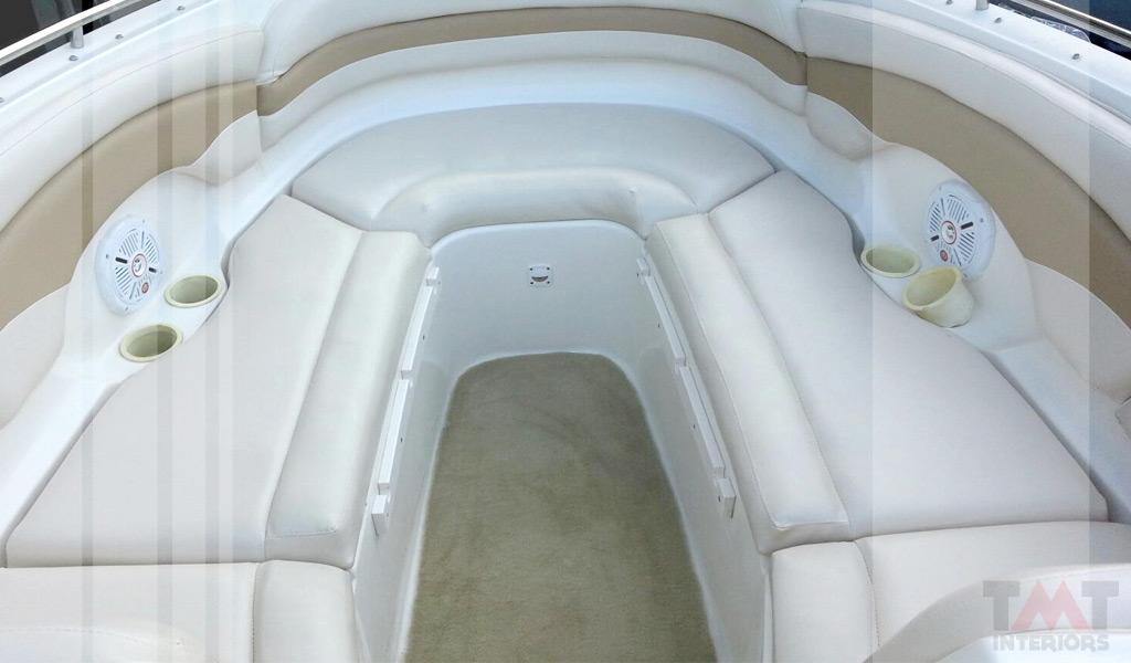 tappezzeria nautica, macerata marche - restauro e riparazione interni Interni nautici