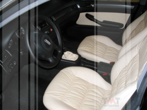 Interni in pelle Audi A6