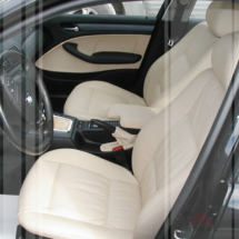 Interni in pelle BMW 320 Touring