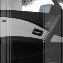 Interni in pelle BMW 525