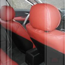 Interni in pelle BMW X3