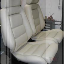 Interni in pelle Lancia Delta Integrale