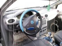 Interni in pelle Mercedes Classe A
