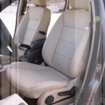 Interni in pelle Mercedes Classe B