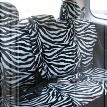 Interni in Pelle Toyota Yaris