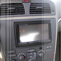 Interni in pelle Volvo S60