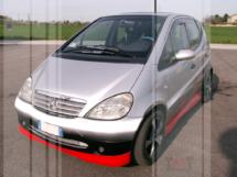 Elaborazione Tuning e Hi-Fi Car Mercedes Classe A